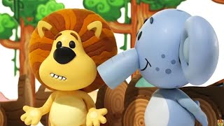 Raa Raa The Noisy Lion | Raa Raa