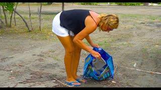 #rubbishonthebeach #plasticatsea So much Rubbish on the beach. BOAT LIFE. Sailing Ocean Fox Ep 88