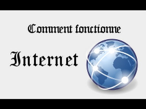 Tutoriel Internet - Comment fonctionne Internet ?