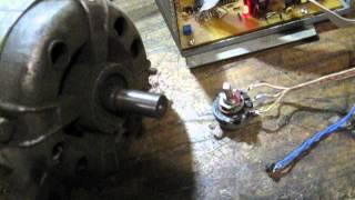 Частотный преобразователь для однофазного двигателя(Тест прошивки от Microchip Technology Inc pic16f72 для (однофазных двигателей с пусковым конденсатором) силовая часть..., 2015-11-23T22:47:17.000Z)