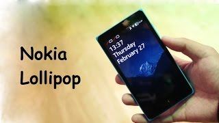 How To Install Android 5.0 Lollipop Android L Rom in Nokia X Nokia X+ Nokia XL