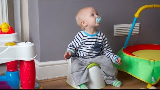 TOO EARLY TO START POTTY TRAINING? || DailyJones