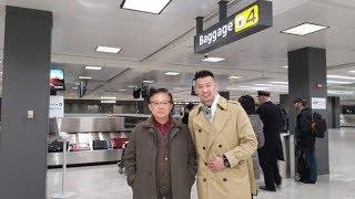 大陆异议青年王睿:我终于到达了美国