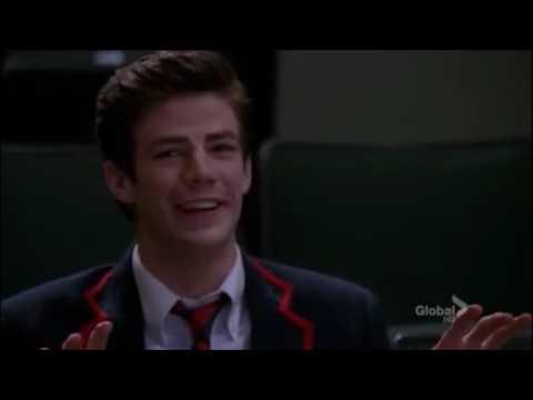 Glee   Kurt gives Sebastian the tape of...