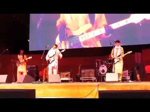 Bombino Encore at World Music Festival Chicago 2014