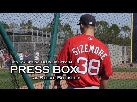 Press Box: Boston Red Sox Jackie Bradley Jr. is Grady Sizemore's  biggest fan