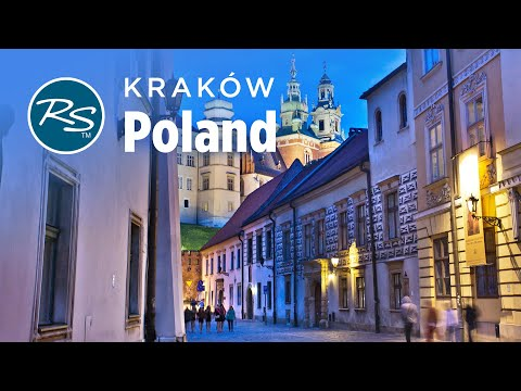 Kraków, Poland: Kazimierz District - Rick Steves' Europe Travel Guide - Travel Bite