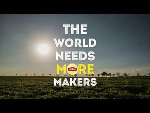 Meet the Makers | Lipton | #BeAMaker