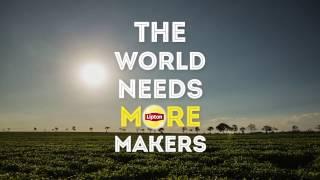 Meet the Makers | Lipton | #BeAMaker thumbnail