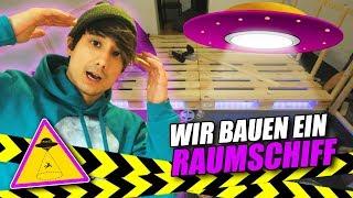 Wir BAUEN ein RAUMSCHIFF (Neue Serie incoming)