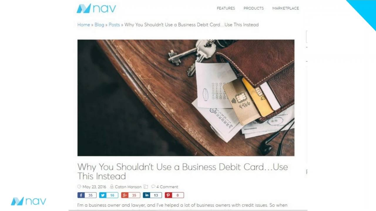 How Smart Business Owners Use Credit Cards - Bplans Webinar feat ...