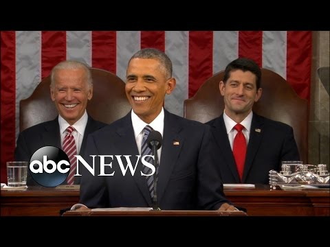 State of the Union 2016: President Obama's...