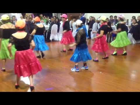 Filipino Seniors of Mississauga 35th Anniversary Rock & Roll Dance