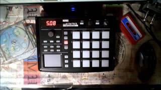 "Ableton Live + padKontrol ""Air(tigerlily mix)"""