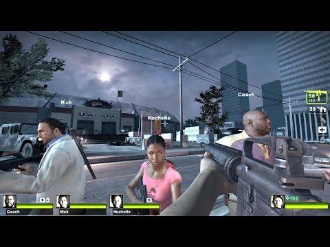 Left 4 Dead 2 - Overkill Custom Campaign Gameplay Walkthrough