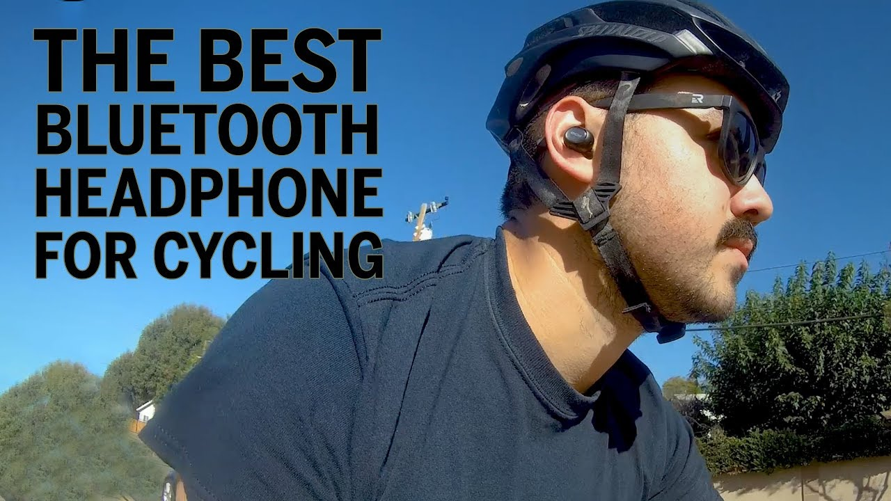 The Best Bluetooth Headphone For Cycling For Under 10 Youtube