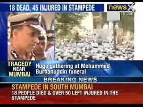 Latest News: Tragedy near Mumbai; stampede during religious gathering in Malabar hills - NewsX