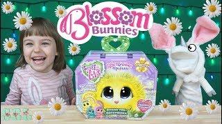 Цветочные Кролики Scruff a Luvs Blossom Bunnies Пушистик Потеряшка Пасхальный Зайчик