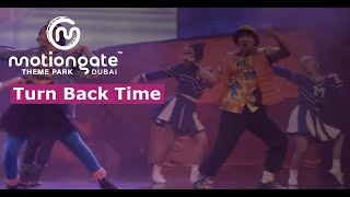 Introducing a brand new LIVE show - Turn Back Time...