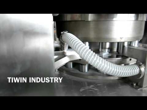 Dishwashing tab /detergent tablet press machine