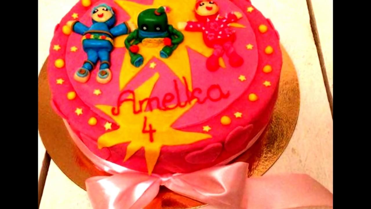 Torty Dla Dzieci Pomysły Na Dekoracje Tortów Dla Dzieci Cakes For Kids