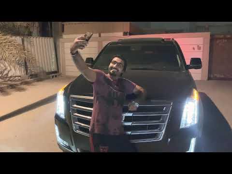 My life in Dubai with my Luxury car Escalade Cadillac 2019