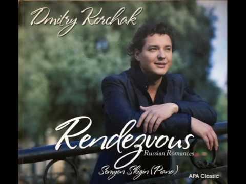 "Dmitry Korchak Presentation new album ""Rendezvous"" on radio Klassik."