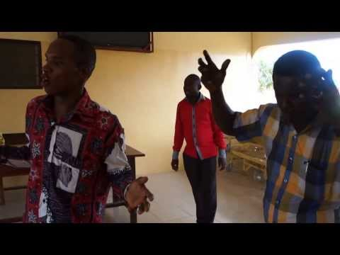 Visit to the Leprosarium in Ho, Ghana (Full-Length)