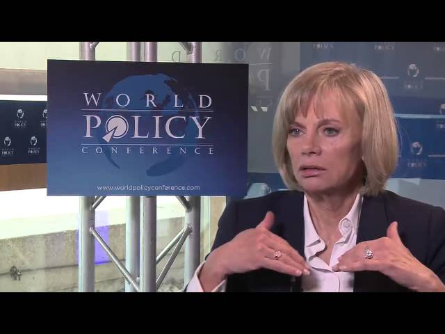 World Policy Conference 2013 - Elisabeth GUIGOU