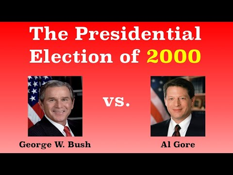 The American Presidential Election of 2000