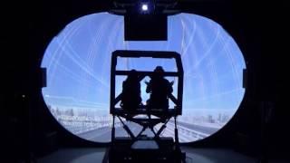 """未知の近未来VR体験『8K:VR Ride featuring """"Tokyo Victory""""』 reported by  ダニエル小林"""