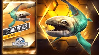 New VIP Only Pack w/ Masters Of The Tropics - Jurassic World The Game