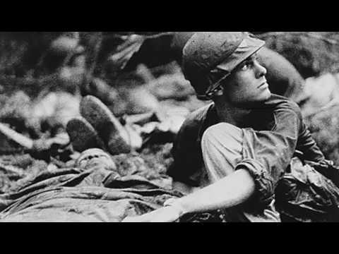 """Blowin' in the Wind"" - Bob Dylan | Vietnam War Montage"