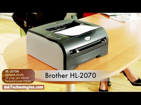 BROTHER PRINTER HL 2070N WINDOWS 10 DRIVERS DOWNLOAD