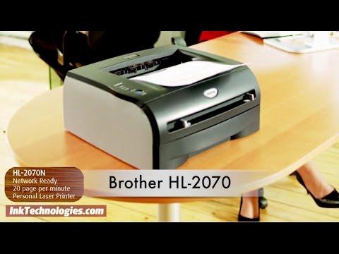 BROTHER PRINTER HL-2070N WINDOWS 8 DRIVER