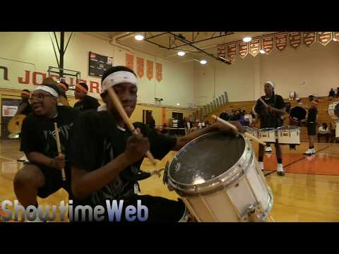 Butler College Prep Drumline - 2018 Chicago Drumline Competition