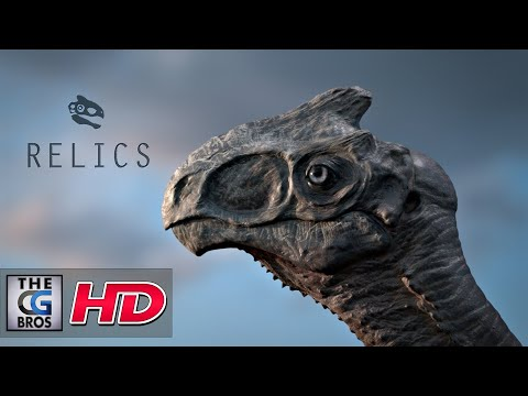 "CGI 3D Animated Short: ""Relics"" - by Joshua Kubit"