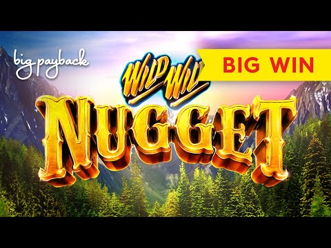 Wild Wild Nugget Slot - BIG WIN BONUS!