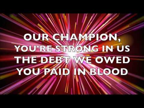 CHAMPION BY BRYAN & KATIE TORWALT - LYRIC...