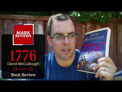 "REVIEW - ""1776"" by David McCullough - Book Review Mp3"