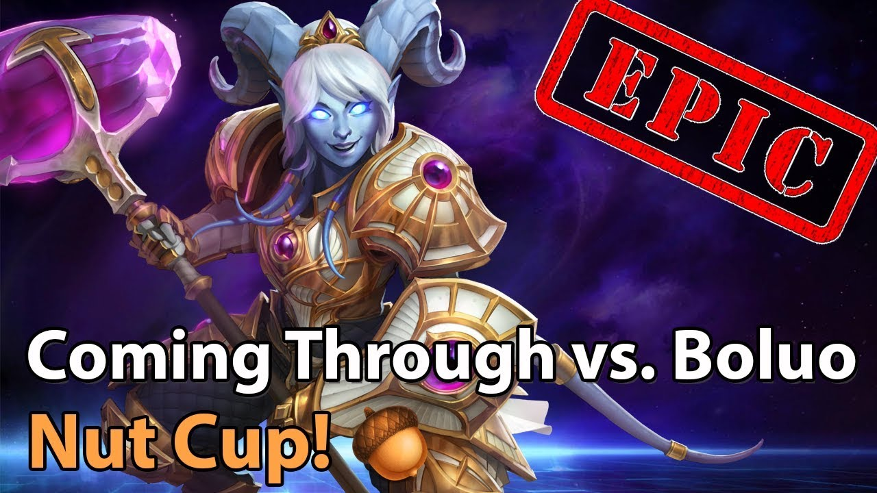 ► Heroes of the Storm: Coming Through vs. Boluo - Nut Cup