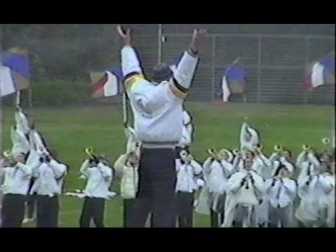 1998 MVHS Marching Band: Les Misérables!