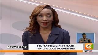 NEWSGANG | Is Uhuru-Raila Bromance A Hindrance To William Ruto's 2022 bid ? [Part 1]