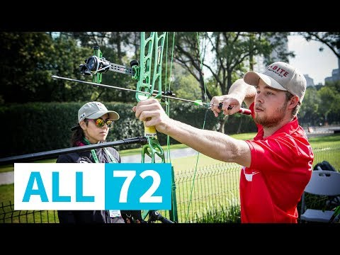 All 72: Stephan Hansen's Qualification In Mexico City