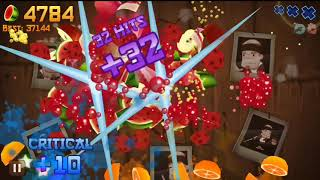 Fruit Ninja Classic World Record: 41249 (Part 1)