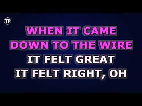The Wire - Haim | Karaoke Version