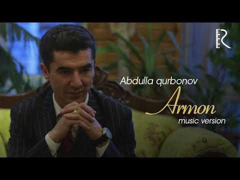 Abdulla Qurbonov - Armon