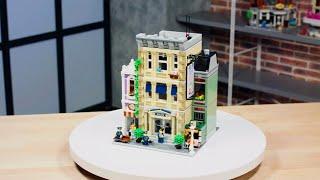 LEGO Police Station 10278 | Designer Video Modular Series 2021!