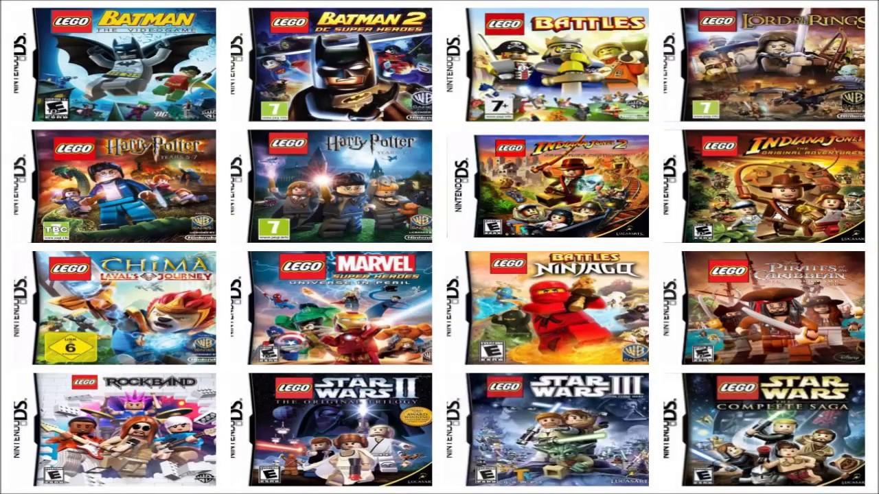 Descargar Todos Los Juegos De Lego Para Nds Espanol 2 Link Mega