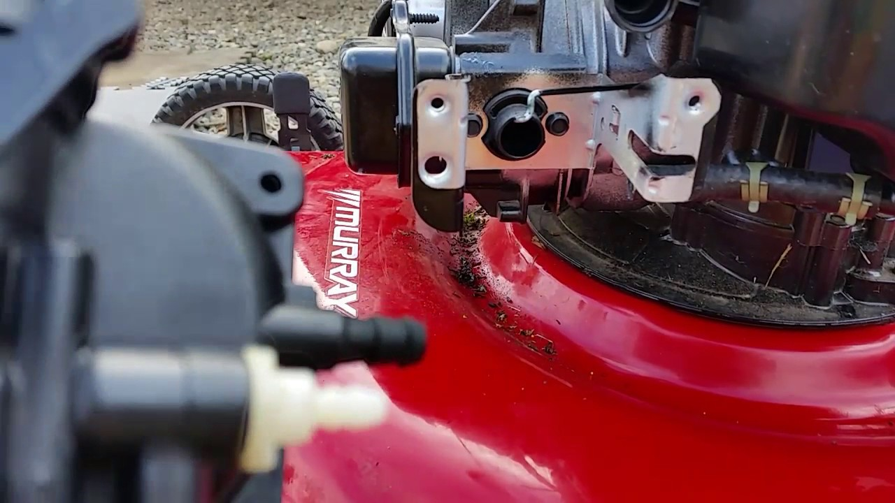 small resolution of plastic carburetor removal and replacement briggs stratton
